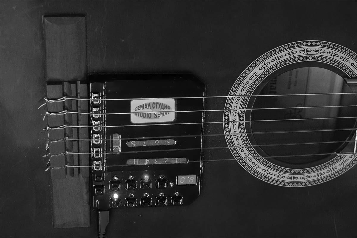 Mиди конвертер для гитары