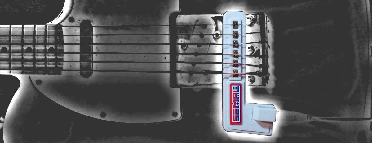 Датчик для гитары