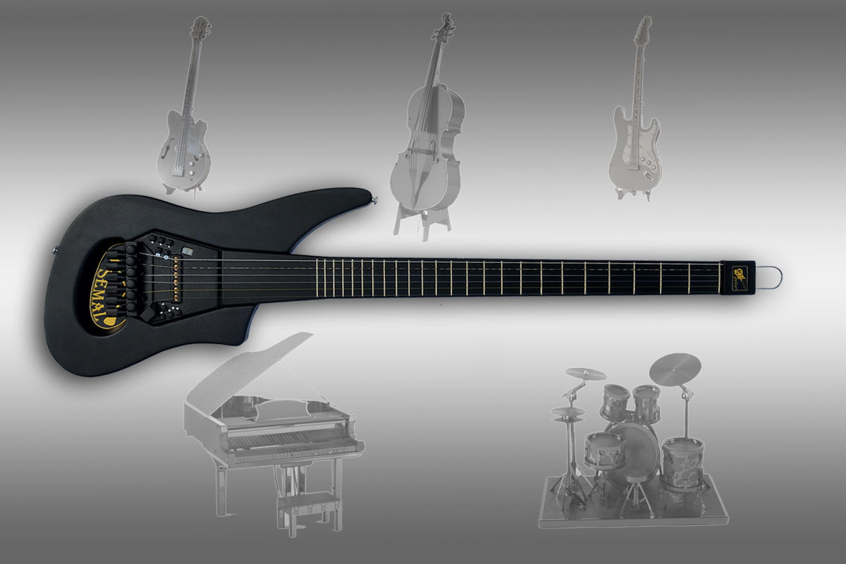 Семал гитара — это инструмент нового поколения