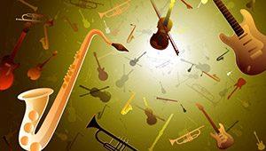 Миди гитара - оркестр