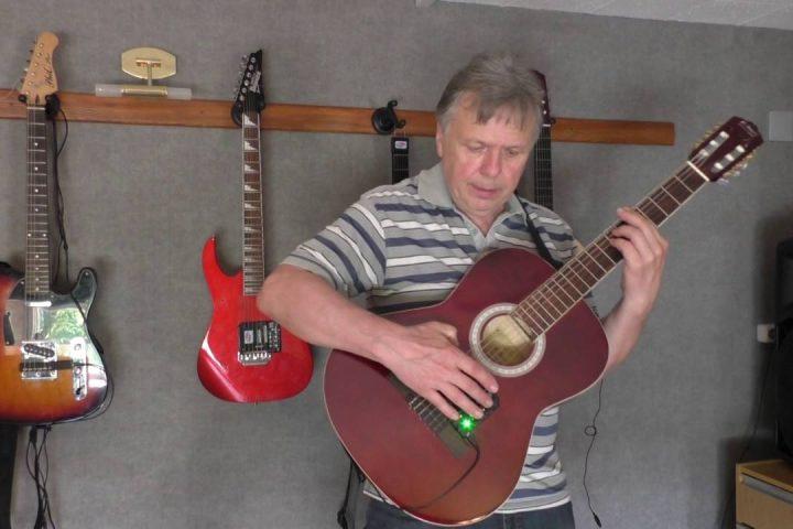 Конвертер для гитары