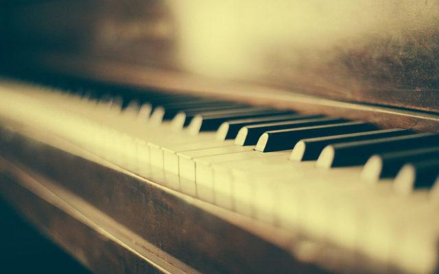 Звучание рояля на Семал гитаре